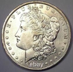 1886-O Morgan Silver Dollar $1 Excellent Condition Nice Luster Rare Date