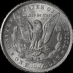 1886-P Morgan Silver Dollar Brilliant Uncirculated BU