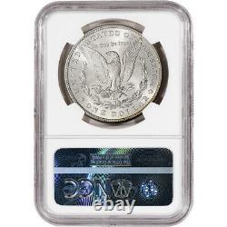 1886 US Morgan Silver Dollar $1 NGC MS63
