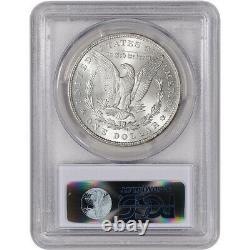 1886 US Morgan Silver Dollar $1 PCGS MS63
