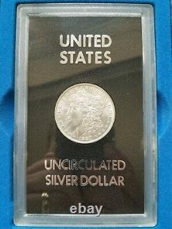 1887 Silver Morgan Dollar GSA Hoard Hard Pack Non Carson City Collection Coin