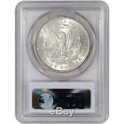 1887 US Morgan Silver Dollar $1 PCGS MS64