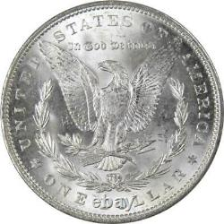 1888 Morgan Dollar BU Uncirculated Mint State 90% Silver $1 US Coin Collectible