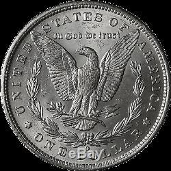 1888-O Morgan Silver Dollar Brilliant Uncirculated BU