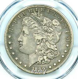1889-CC Morgan Dollar, PCGS VF35