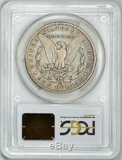 1889 CC Morgan Dollar Pcgs Vf 30! The Key