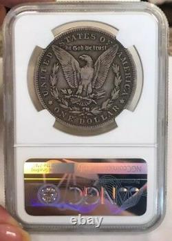 1889 CC Morgan Silver Dollar Better Carson City Date NGC Fine Details