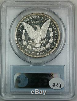 1889-CC PCGS MS-62 DMPL $1 Morgan Dollar, Key Carson City Coin, Better++ï¾ DGH