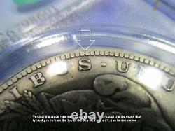 1889-cc Morgan Dollar F15 Ultra Rare Vam 2a With Cac Certification Pop 749 Pcgs