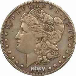 1889-cc Morgan Dollar Pcgs Xf-40