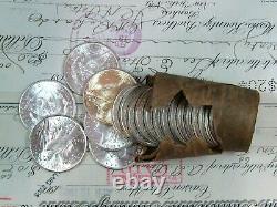 1889-p Choice Gem Bu Ms Morgan Silver Dollar Fresh From Original Roll