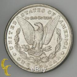 1890-CC Morgan Dollar (Brilliant Uncirculated, BU) Carson City Silver $1 KM#110