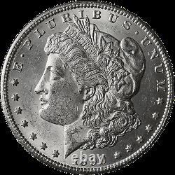 1890-CC Morgan Silver Dollar Brilliant Uncirculated BU