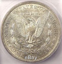 1892-S Morgan Silver Dollar $1 ICG AU50 Rare Date in AU50 $1,750 Value