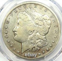 1893-CC Morgan Silver Dollar $1 PCGS Fine Details Rare Carson City Coin