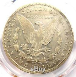 1893-CC Morgan Silver Dollar $1 PCGS VF Details Rare Carson City Coin