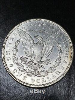 1893 Morgan Dollar Original Rare Date