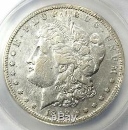 1893-S Morgan Silver Dollar $1 Certified ANACS XF40 Details (EF40) Key Coin