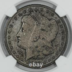 1893 S Morgan Silver Dollar $1 Ngc Certified G Good Details Scratches (018)