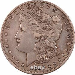 1893-s Morgan Dollar Pcgs Xf-40, Wholesome & Perfect! Cac Approved