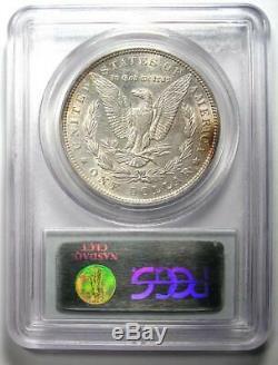 1894 Morgan Silver Dollar $1 Coin (1894-P) Certified PCGS AU53 Rare Key Date