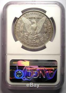 1894 Morgan Silver Dollar $1 NGC XF Details (EF) Rare Key 1894-P Looks AU