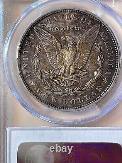 1894-P SILVER MORGAN DOLLAR PCGS XF-45 Key Date Free Shipping