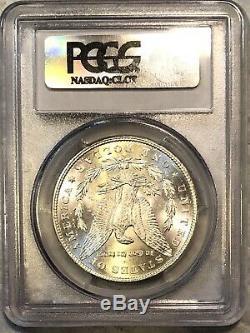 1894 s $1 Morgan Silver Dollar PCGC MS 62 CAC