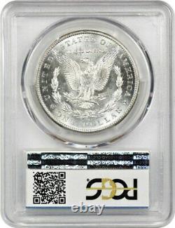 1895-S $1 PCGS MS63 Very Popular Key Date Morgan Silver Dollar