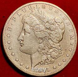 1895-S Mint Morgan Silver Dollar