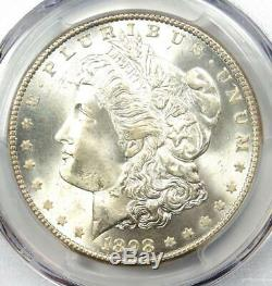 1898-O Morgan Silver Dollar $1 PCGS MS67+ Plus Grade Top Pop $8,000 Value
