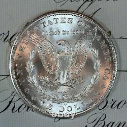 1899-o Choice Gem Bu Ms Morgan Silver Dollar Fresh From Original Roll