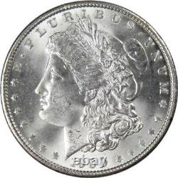 1900 Morgan Dollar BU Uncirculated Mint State 90% Silver $1 US Coin Collectible