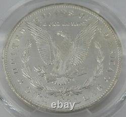 1900 O/CC Morgan Silver Dollar O Over CC PCGS MS64 Certification# 38895970