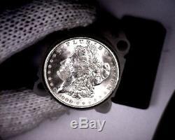 1900-p Blast White Unc Morgan Silver Dollar from a Original Roll Will Grade Out