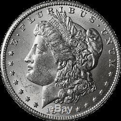 1901-O Morgan Silver Dollar Brilliant Uncirculated BU