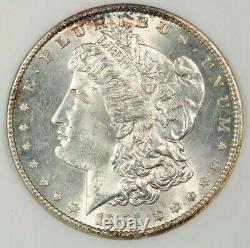 1901-S 1901 Morgan Dollar ANACS MS63 Old Holder So fresh and original! WOW