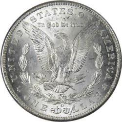 1902 O Morgan Dollar BU Uncirculated Mint State 90% Silver $1 US Coin