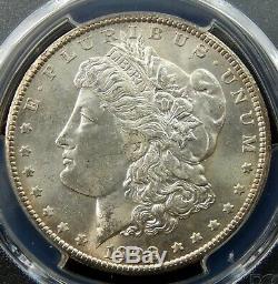1902 S Morgan Silver Dollar PCGS Certified MS64