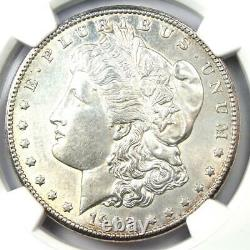 1903-S Morgan Silver Dollar $1 NGC Uncirculated Details Rare in UNC / MS
