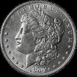 1904-P Morgan Silver Dollar Brilliant Uncirculated BU