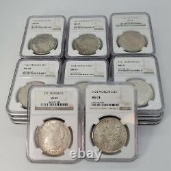 1921 Morgan Silver Dollar NGC MS64 Graded Bulk Lot Quantity Prices Free Shipping
