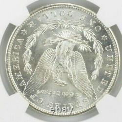 (1) Hand Selected Unc $1 1880-S Morgan US Silver Dollar Bulk from BU ROLL Bulk
