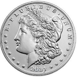 2021 Morgan Dollar CC Privy MS70 FIRST RELEASES 100th ANNIVERSARY
