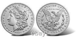 2021 Morgan Silver Dollar CC Privy Mark 100th Anniversary CONFIRMED ORDER
