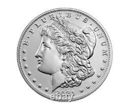 2021 Morgan Silver Dollar CC Privy Mark! Presale Confirmed