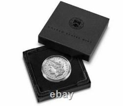2021 Morgan Silver Dollar O Privy Mark Confirmed Order PRE-SALE New Orleans