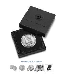2021 Morgan Silver Dollar with CC Privy Mark Confirmed PRE-SALE