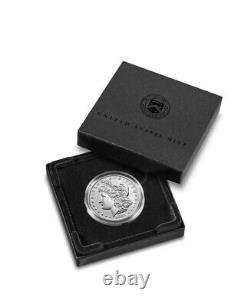 2021 Morgan Silver Dollar with CC Privy Mark Confirmed order PRE-SALE