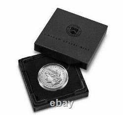 2021 Morgan Silver Dollar with O Privy Mark Confirmed order PRE-SALE